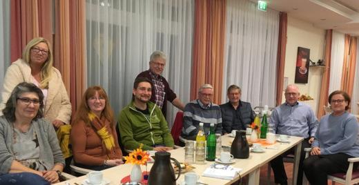 SPD besuchte Altenkirchener DRK-Wohnheim