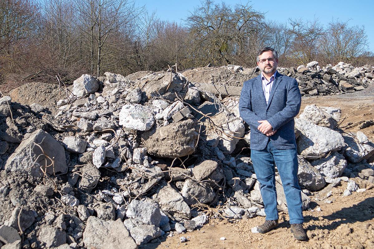 Anwohner fassungslos: Wird Heddesdorfer Berg zur Müllhalde?