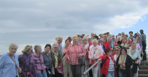 Hammer Landfrauen besuchten S�dengland
