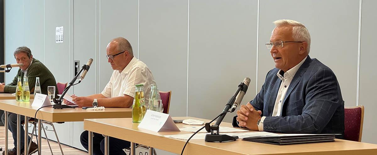 Holz-Krise: Regionale Akteure wollen an Übergangslösung arbeiten