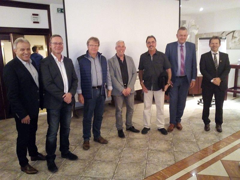 Gemeinsame Fachinnungsversammlung der Dachdecker-Innungen