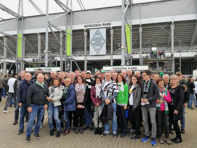 SV Eintracht Sessenhausen fuhr nach Mönchengladbach