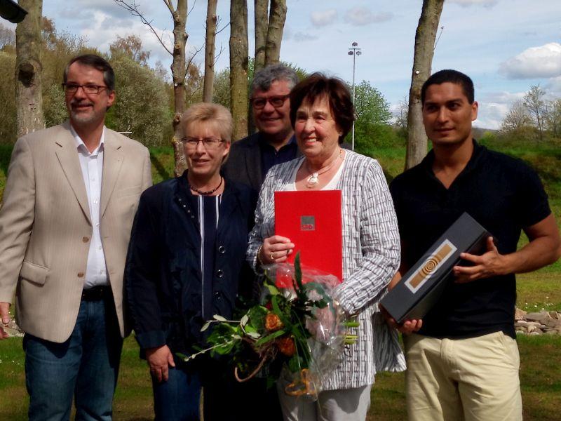 SPD-Mitglieder-Ehrung in Heddesdorf
