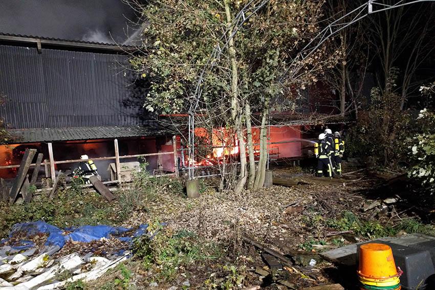 Fotos: Feuerwehr VG Selters