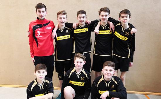 Kirchener Faustball-Jugend weiter auf gutem Kurs
