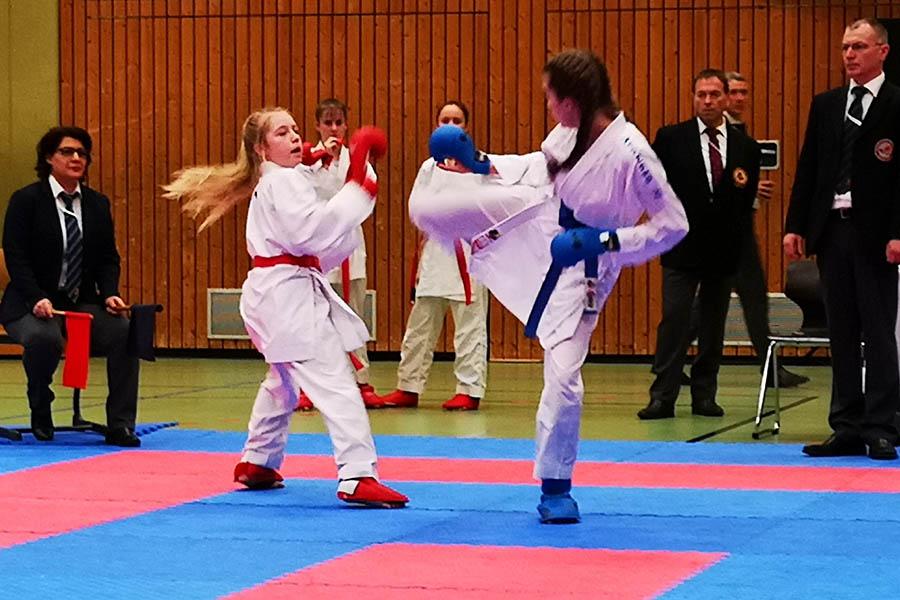 Fight Club Westerwald bei Landesmeisterschaft erfolgreich