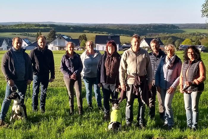 Historische Rundwanderwege in Dürrholz geplant