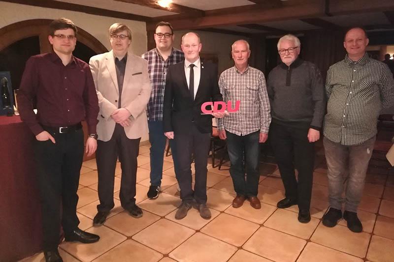 CDU Puderbach wählte Vorstand