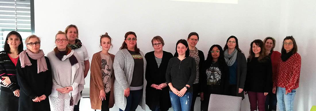 KVHS zeichnet Fachkräfte für interkulturelle Arbeit aus