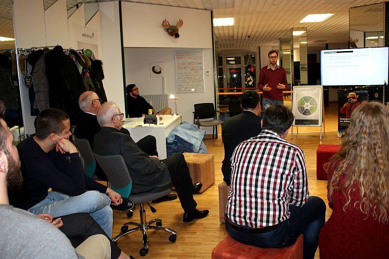 Live Hack im WW Lab deckte Sicherheitslücken im AK-Land auf