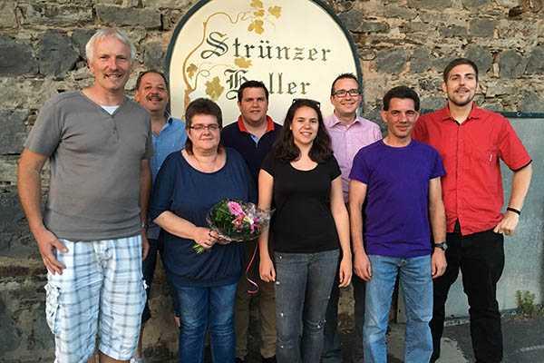 60 Jahre Fanfarencorps - Vorstand neu gewählt