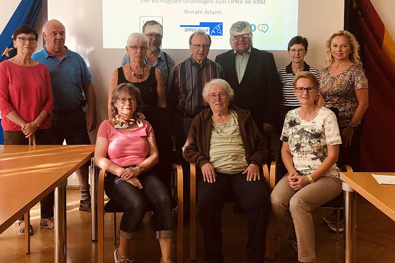 ÖPNV-Ticket Schulung für Bürger im Landkreis Neuwied