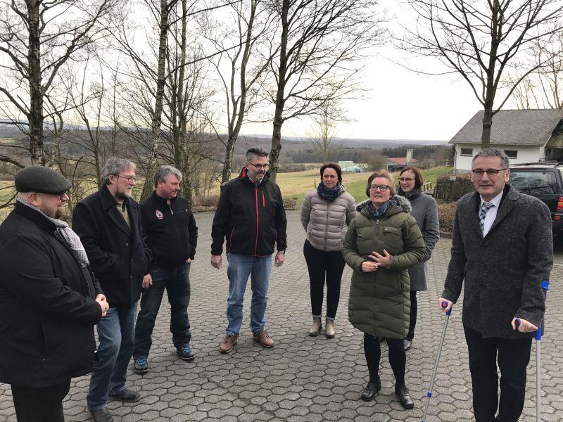 Schenkelberg braucht ein Haus für die Dorfgemeinschaft
