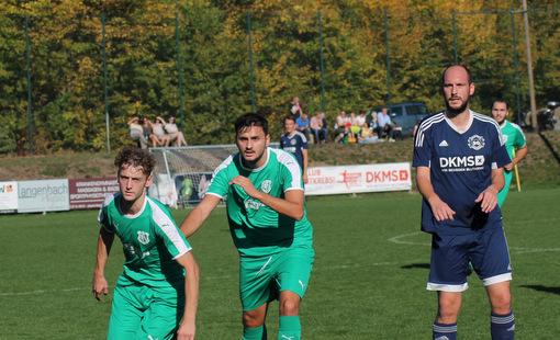 Bezirksliga Ost: Betzdorf holt drei Punkte in Wallmenroth
