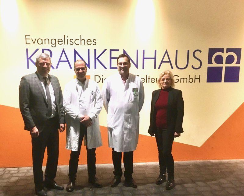 Neuer Chefarzt im Evang. Krankenhaus Dierdorf/Selters