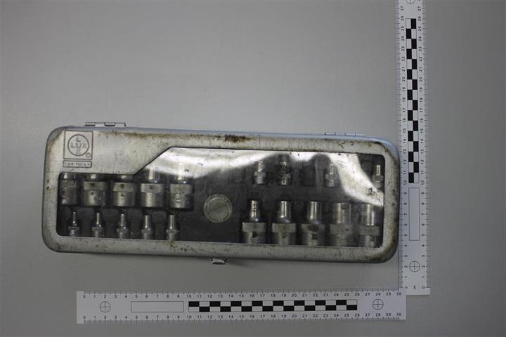 Wem gehört das in Linz gefundene Werkzeug?