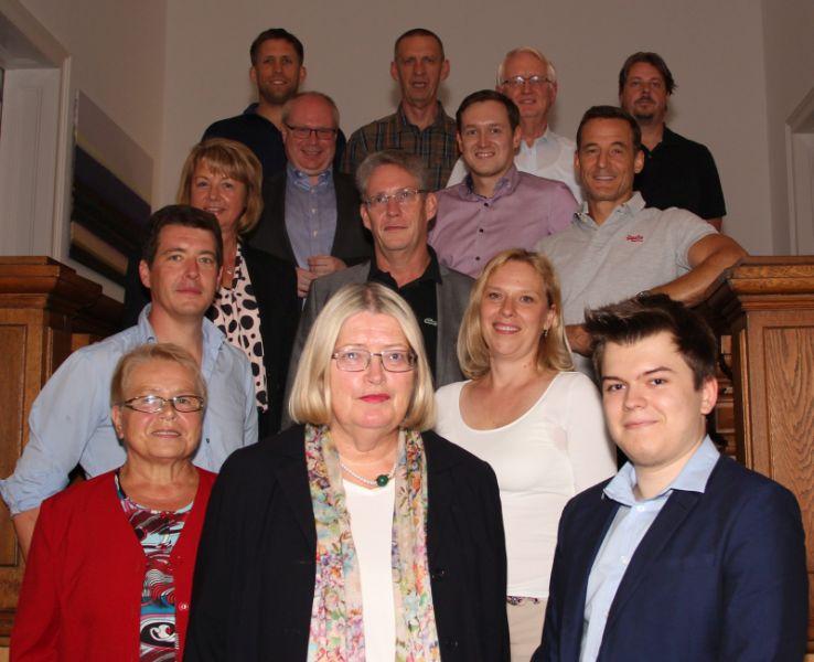 CDU Rheinbreitbach mit neuer Führungs-Mannschaft