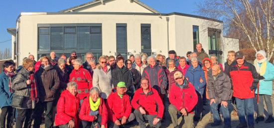 Jahresauftakt in Limburg: Siegperlen treffen Deutschlands j�ngste Busfahrerin
