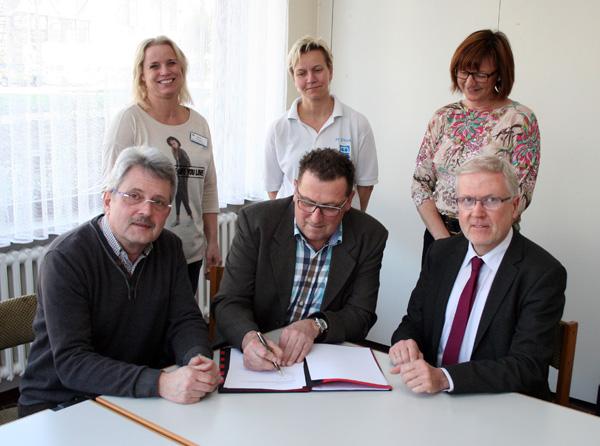 Hospiz Neuwied schloss Kooperation mit Rheinwaldheim