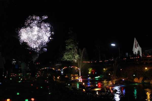 Br�ckenfest Limbach - Das Sommernachtserlebnis