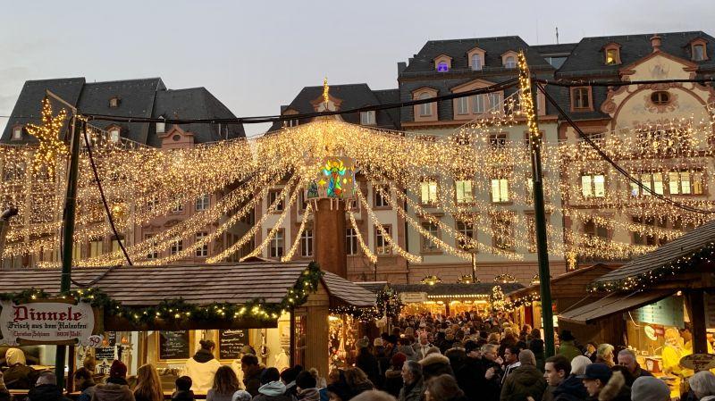 Mit der SPD in Mainz ZDF, Landtag und Weihnachtsmarkt besuchen