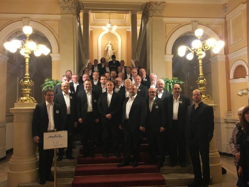 Obererbach und Staudt ersangen einen Wettbewerb-Sonderpreis