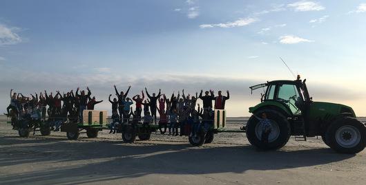 Ameland-Freizeit der KJ Bruche: Anmeldungen für 2019 möglich