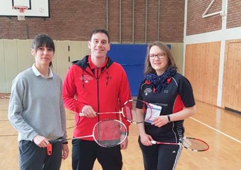 Da ist viel los beim Badmintonclub Altenkirchen