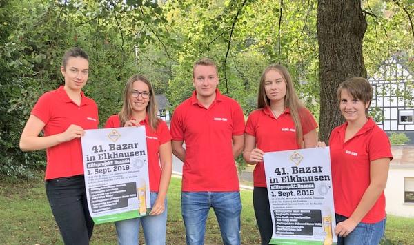 41. Bazar in Elkhausen: Erl�s geht wieder an die Stiftung �Fly & Help�
