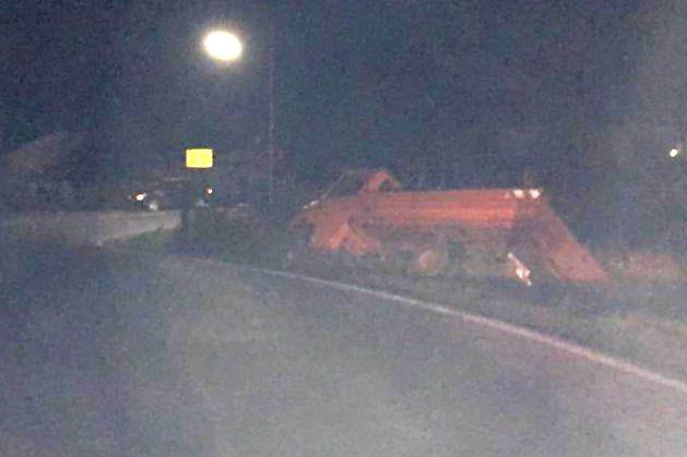 LKW-Fahrer verursachte betrunken Unfälle