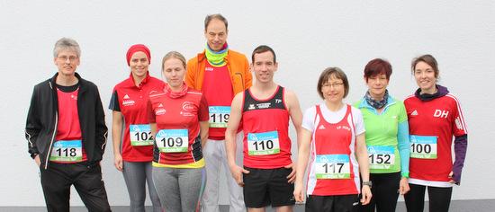 Lauftreff der SG Sieg erfolgreich bei den Rheinland-Meisterschaften