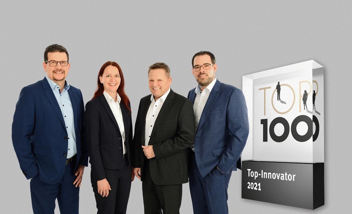 INNO FRICTION zählt zu den innovativsten Unternehmen Deutschlands