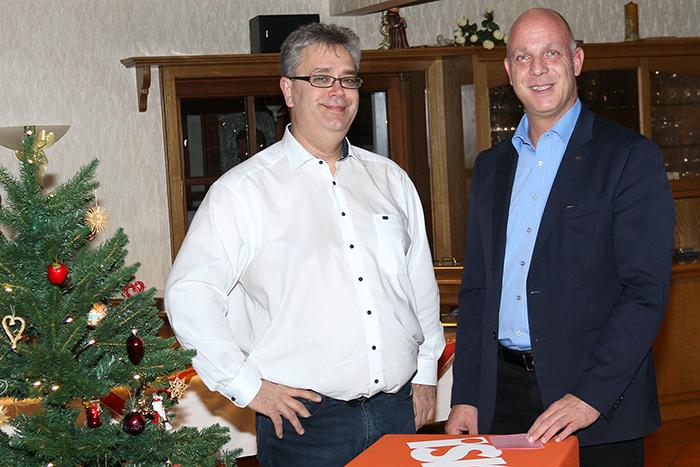 ISR Windhagen startet mit zahlreichen Projekten ins neue Jahr