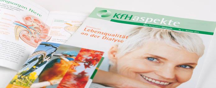 KfH-Nierenzentrums Neuwied informiert