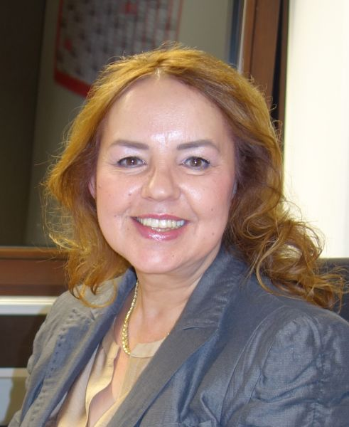 Ingrid Ferdinand feiert Dienstjubiläum