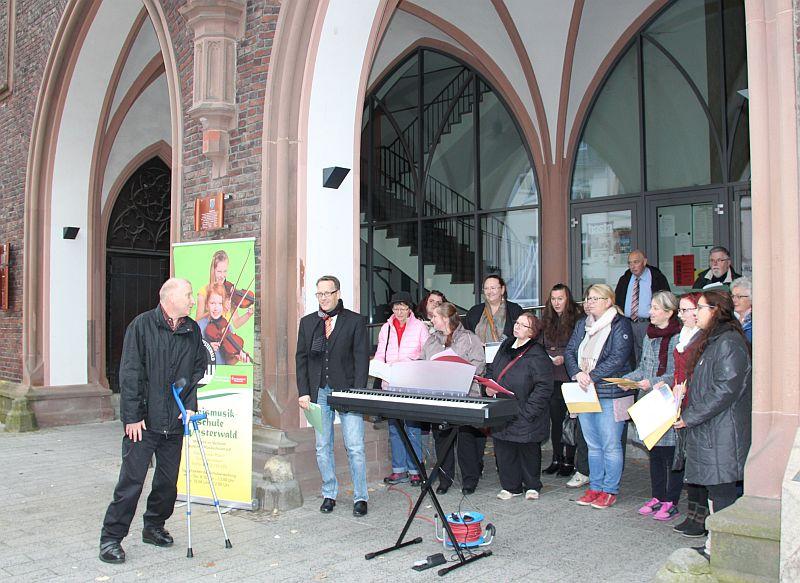 Inklusiver Chor präsentierte Repertoire in Montabaur
