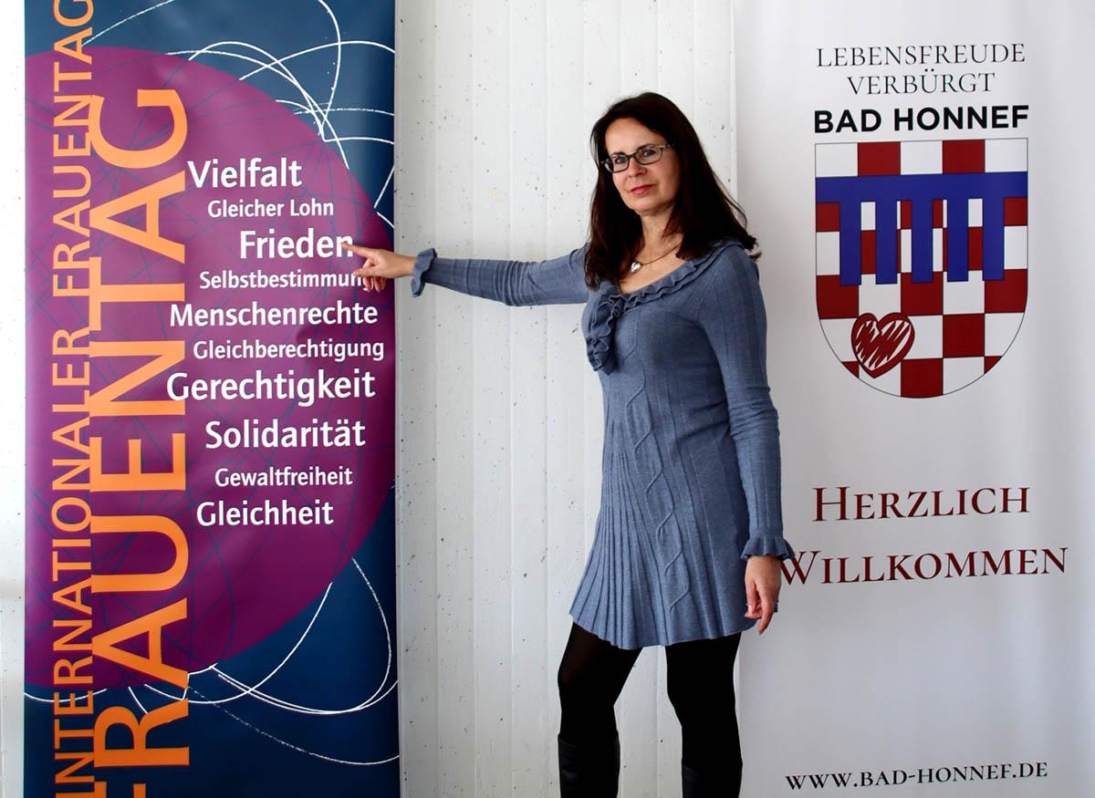 Internationaler Frauentag: Gleichstellungsarbeit der Stadt Bad Honnef