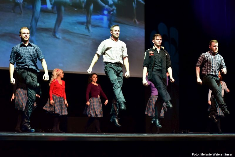 """Dance Masters! Best of Irish Dance"" in Rennerod"