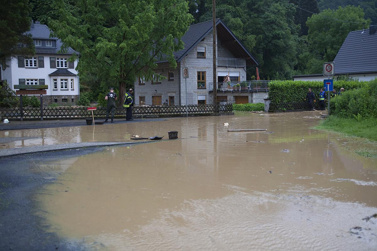 Bürgerversammlung zur Vorstellung eines Hochwasserkonzeptes