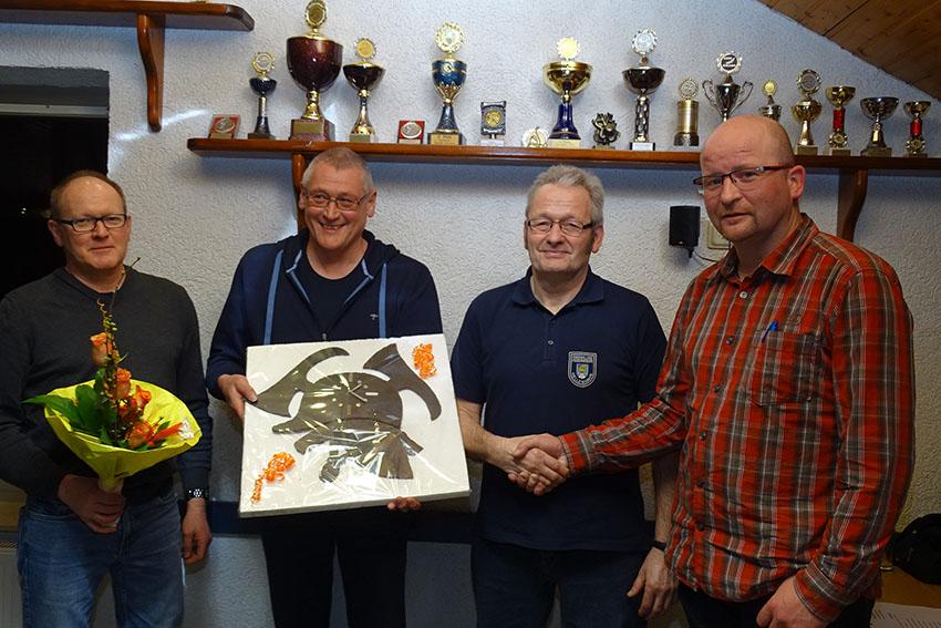 Jahreshauptversammlung F�rderverein der FF Hellenhahn