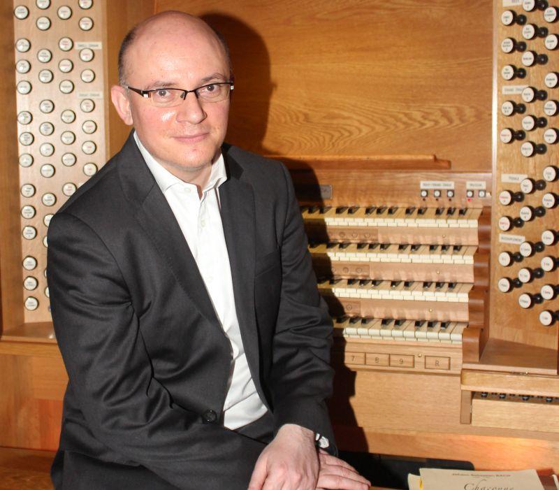 Gackenbacher Orgelkonzert mit Joseph Nolan