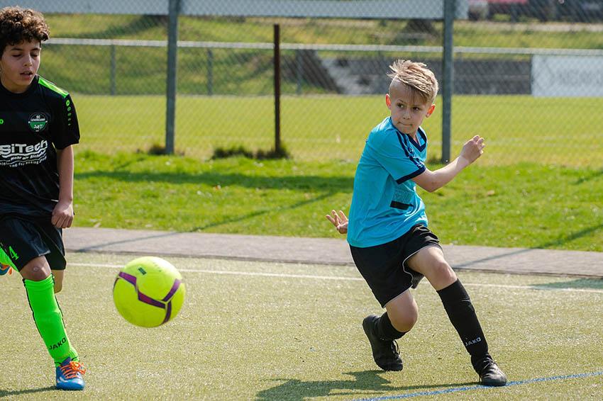 JSG Wiedtal: F-Junioren starten erfolgreich in die Rückrunde