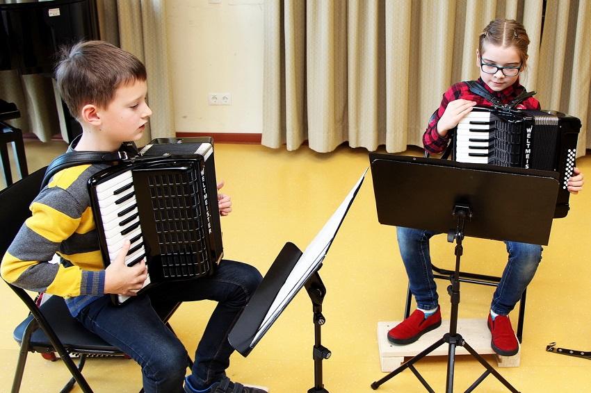 """Wissener Akkordeonspieler erfolgreich bei """"Jugend Musiziert"""""""