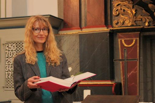 Zurück in den Westerwald: Anja Jacobi wird Pfarrerin in Neunkirchen