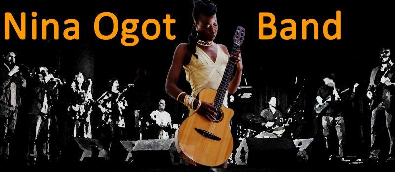 Jamboday: Nina-Ogot-Band. Foto: Nina Ogot