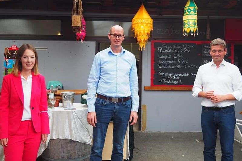 CDU Bad Hönningen unterstützt Jan Ermtraud bei Bürgermeisterwahl