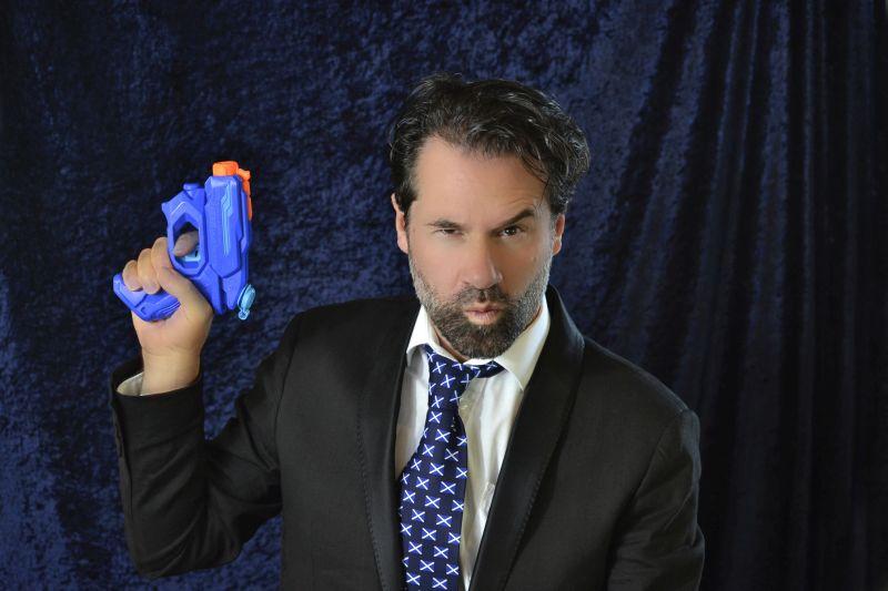 Jarod McMurran: Entertainer – Mentalmagier – Komiker