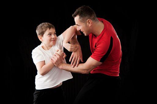 Selbstverteidigungskurs für Kinder und Jugendliche