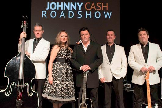 Die �Johnny Cash Roadshow� macht Station in Wissen