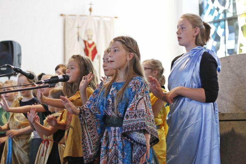 Jona – ein Musical von Angst und Hoffnung